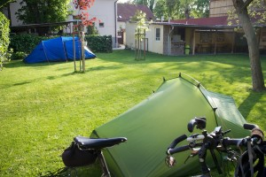 Bikers Camping Budapest